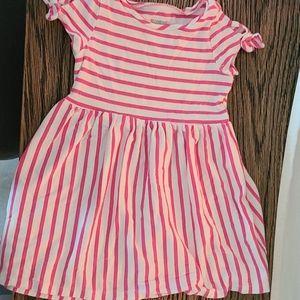 Gymboree stripped dress